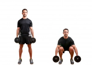 dumbbell-squat-personal-trainer